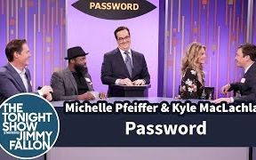 【肥倫秀】Password with Michelle Pfeiffer and Kyle MacLachlan
