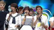 韩娱-130818人气歌谣EXO《咆哮》获第二个一位