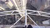 高空挑战第1人坠亡瞬间,镜头记录绝望10秒,生命太脆弱!