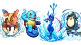 甲贺忍蛙是小智手中最强的水属性神奇宝贝,一出场就是精彩绝伦的战斗