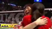 回顾:惠若琪曾为了赢得比赛,拼到两腿抽筋,这就是女排精神了吧