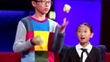 小小达人秀:中国厦门的小男孩上台,一手绝活亮相,让人大开眼界