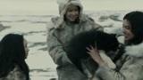 马伊娜:部落女子给马伊娜送来了一只小狗,她看见了很是开心