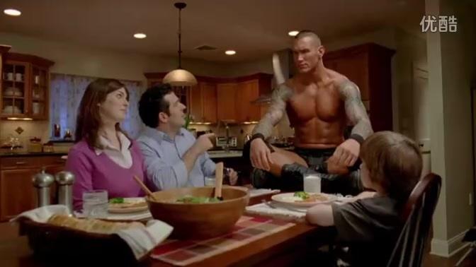 [广告] Kmart (Randy Orton) WWE Action Figure HD 720p_高清