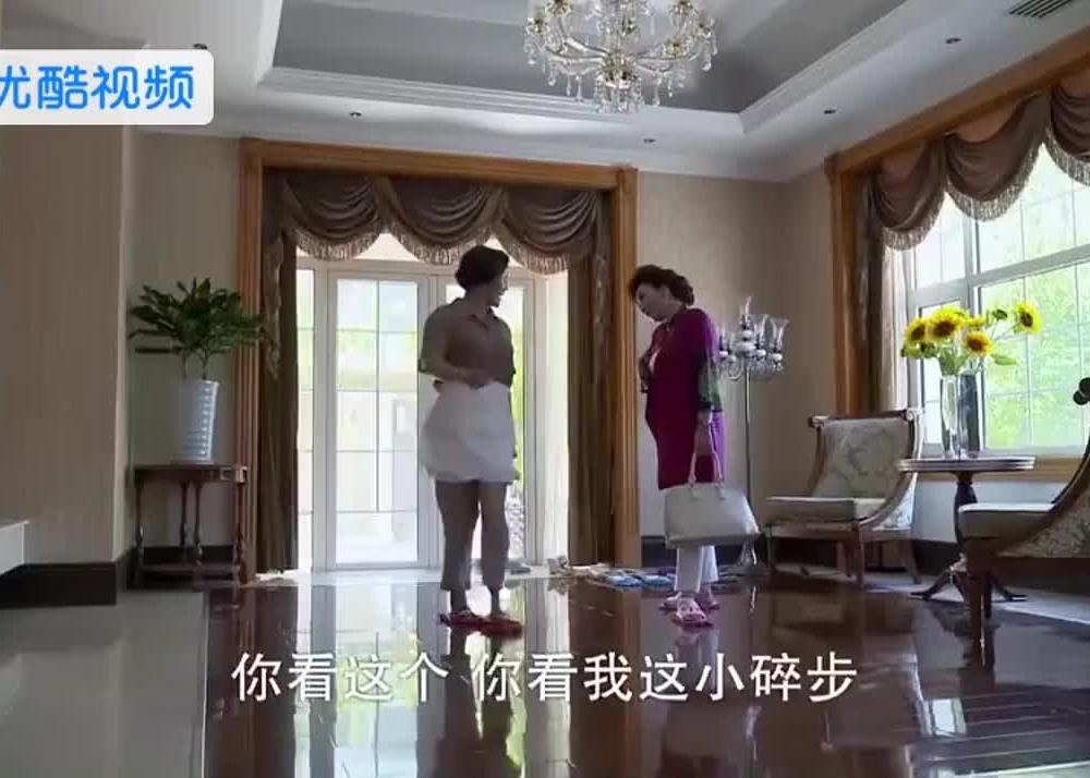 阔太太把农村亲家请到家中,谁知竟然被她洗劫一空,吓蒙了!