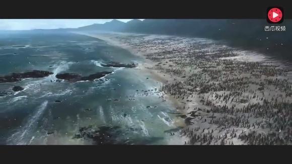 一部堪称2012世界末日的电影大作,场面震惊,大自然最可怕的力量