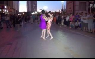 西海情歌,超美的广场舞