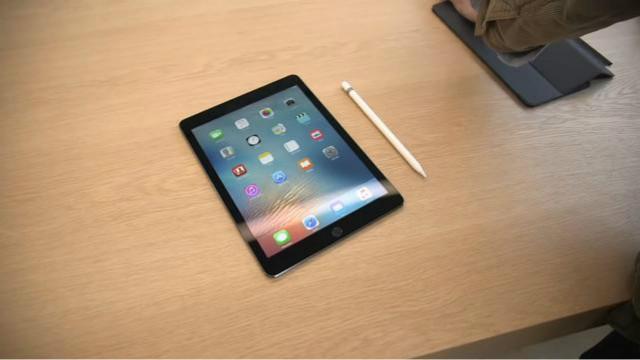 苹果新iPad将实现手写笔吸附和充电功能
