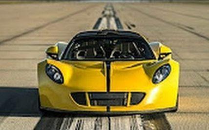 【搬运】世界最快的敞篷车速记录427.3kph