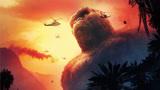 《金刚:骷髅岛》电影解读,片中巨兽盘点讲解,精彩片段剪辑