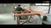 广州郑太电子开料锯前进料型ZT2626A工厂实例(2)