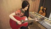 (Cokelat) Bendera - Flatpicking Guitar Cover | Josephine Alexandra