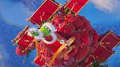 《绿毛怪格林奇》幕后制作特辑  三维CG技术精致还原圣诞欧洲小镇