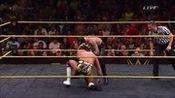 wwe2014年9月11日Baron Corbin vs. CJ Parker NXT TakeOver Fat