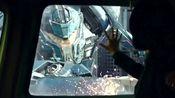 环太平洋2雷霆再起:人类机甲的内战,麻子陨落,杰克弃甲狂奔!
