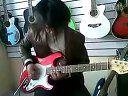 卡农电吉他龙