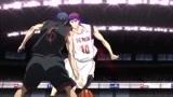 黑子的篮球:是时候表演真正的技术了!超越一切的zone