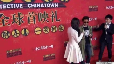 张馨予曾公开说喜欢王宝强,又微博秀恩爱他俩在一起了