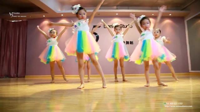 儿童舞蹈《爸爸去哪儿》