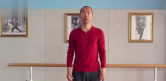 瑜伽:下犬式动作讲解
