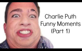 【FunnyMoments】断眉Charlie Puth 搞笑合集 (Part 1)
