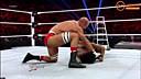 2012年12月11日WWE Raw--Kofi Kingston vs. Antonio Cesaro