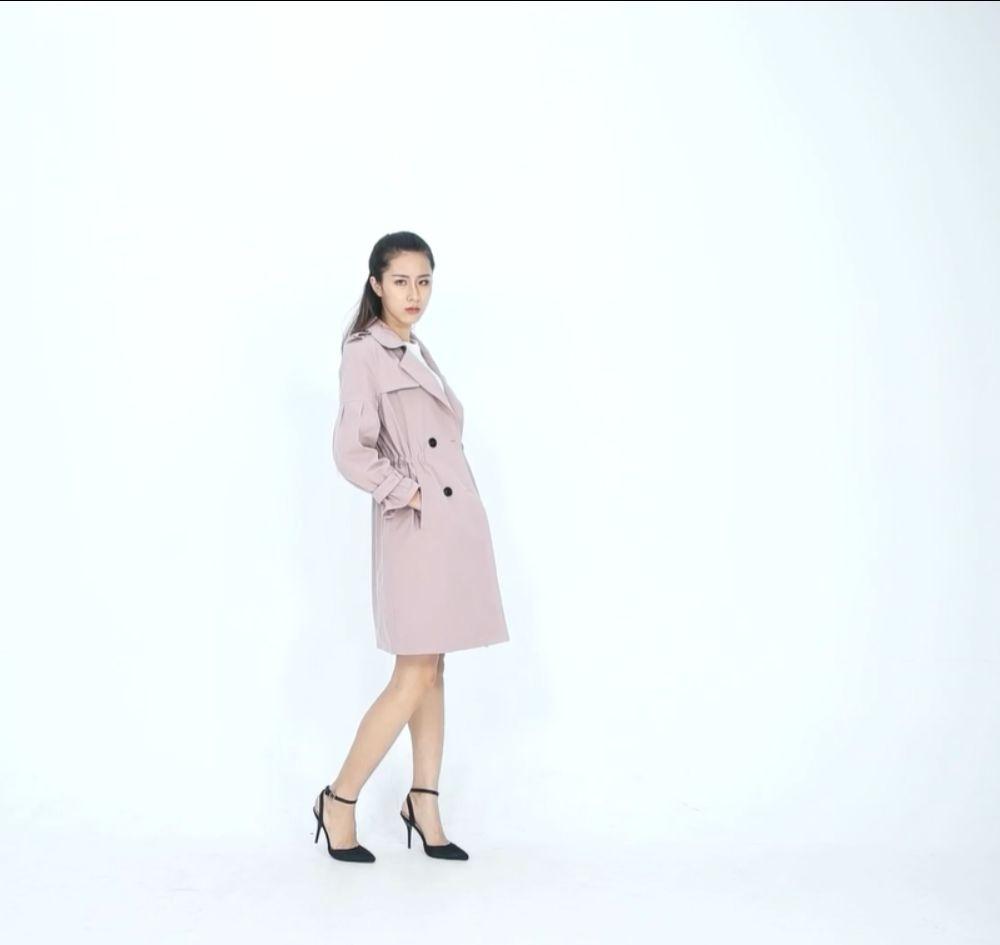 红人装出品--TITIROSE棚内服装展示视频