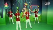 幼儿园舞蹈视频 小班男孩舞蹈 清早听到公鸡叫_标清