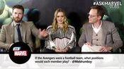 Ask Marvel Chris Evans, Elizabeth Olsen, Paul Be—在线播放—优酷网,视频高清在线观看