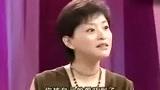 李敖前妻胡因梦上访谈节目讨论真正的爱 讽刺李敖