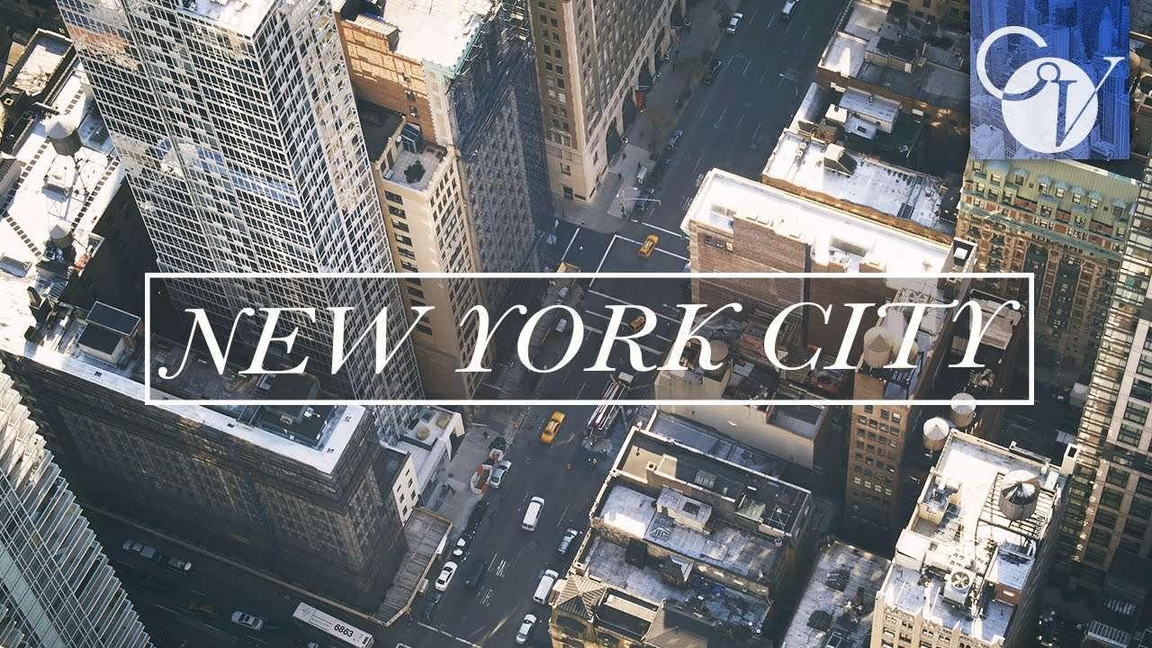 纽约城的每一个角度