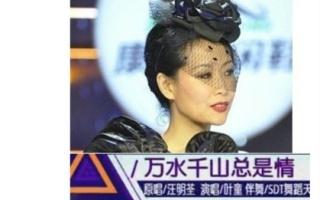【叶童】模仿汪明荃《万水千山总是情》20120726