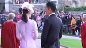 刘强东夫妇出席英国皇室婚礼 奶茶被错认日本公主-每日热点聚焦-环球掌舵