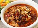 四川美味传统水煮肉片的做法