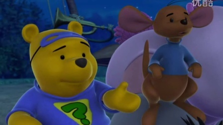 Tigger&Pooh月光派对2