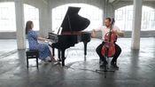 大提琴+钢琴合作演奏《D大调卡农》