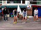 加勒比海帆船宝贝训练www.qdcsc.com