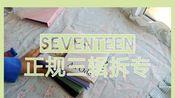 【Sandra_Yu】SEVENTEEN正规三辑拆专/欧气爆棚的我一张专辑竟然五张小卡?!