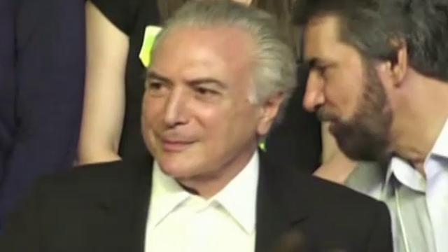 巴西:特梅尔涉腐遭调查 新证据浮出水面