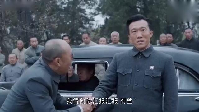 白鹿原 重建粮仓县长参观 遇到大官溜须拍马真有一手