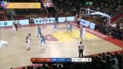 CBA联赛第九轮九台农商银行VS北京首钢,林书豪22分姜伟泽26分