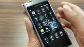 全网顶配三星W2019手机高仿w2018系统深度评测视频