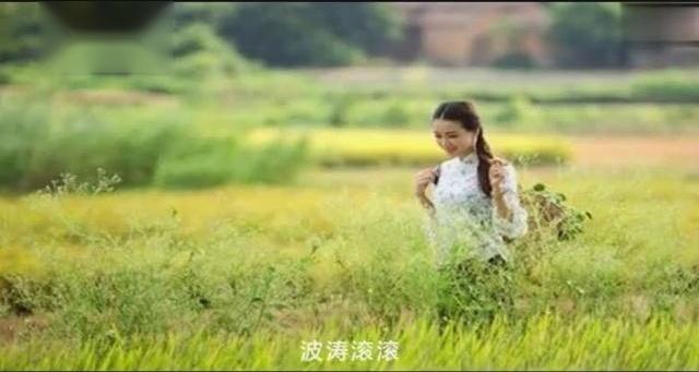 龚玥的一曲《彩云追月》