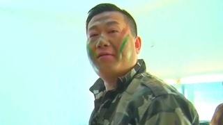 《林子大了》花絮:张鹤伦任性穿军装圆军人梦
