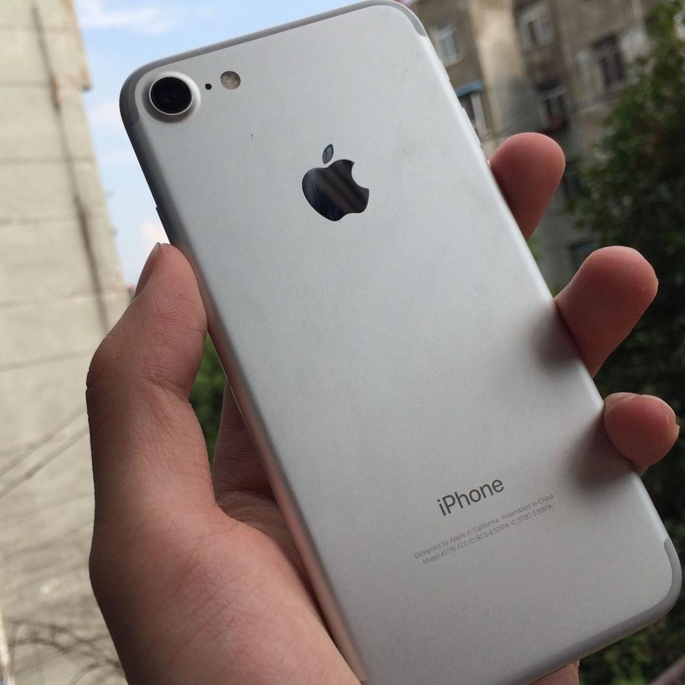 SE用户加钱加到iphone7!个人见解浅谈iphone7与6s se对比~