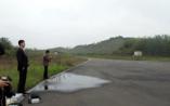 重庆 垫江汽车综合试验场.欧尚噪音测试1