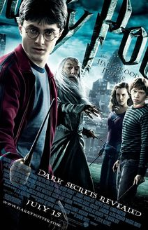 哈利·波特6(混血王子)