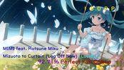【萌新osu!】MIMI feat. Hatsune Miku - Mizuoto to Curtain[Lucid] FC 92.71%