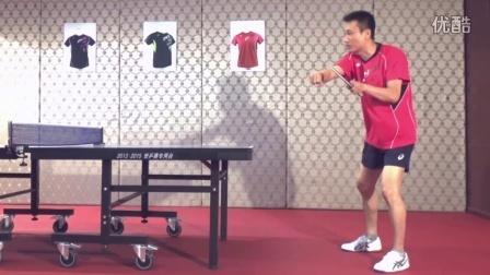 【乒乓找教练】第54集 告诉你如何接大角度球