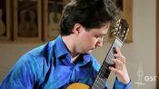 古典吉他手Alexander Milovanov演奏 巴赫《 E大调前奏曲BWV 1006a》